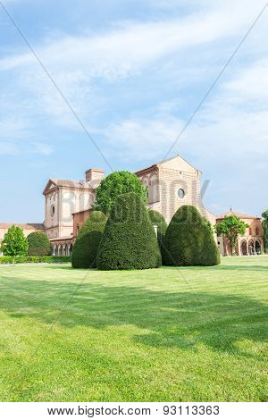 Certosa Of Ferrara, The Ancient Graveyard Of The City