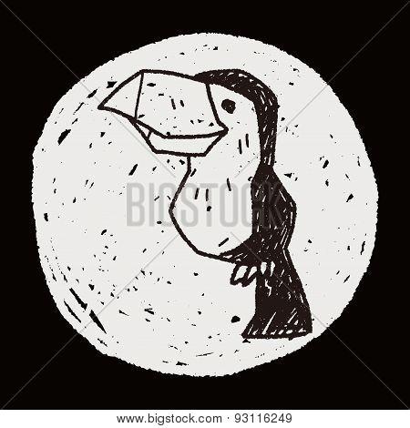 Toucan Doodle