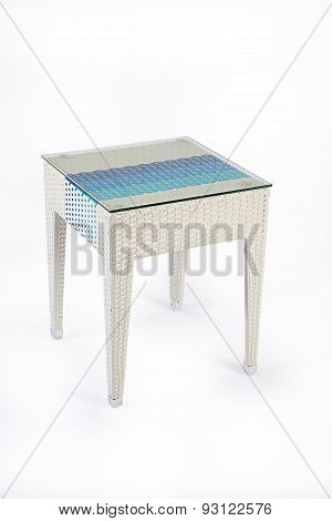 Wicker Table
