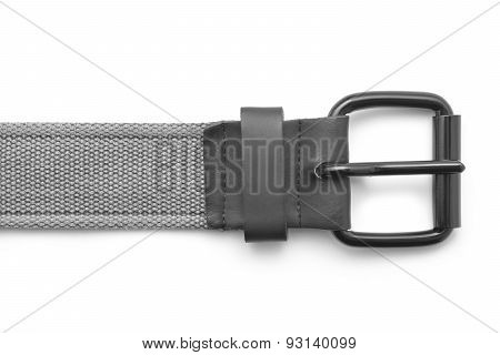 Textile Fabric Belt Buckle