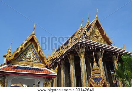wat phra kaew ,thailand