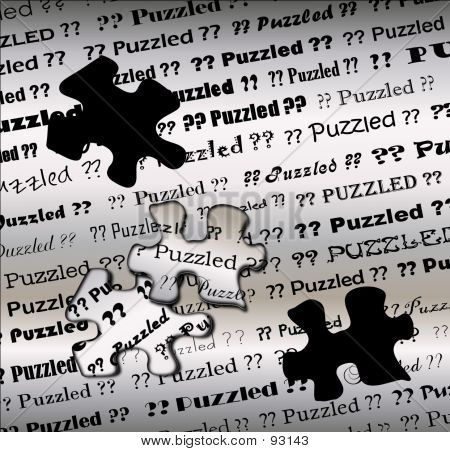 Puzzled Background