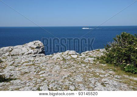 Seaside In Hogklint