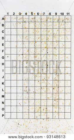 Varroa Mite Sticky Board