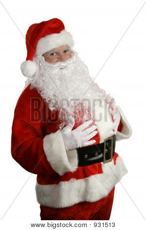 Traditional  Christmas Santa