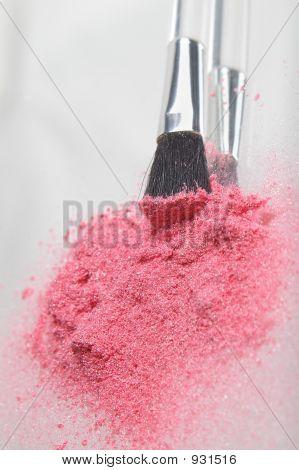 Pink Powder Vertical