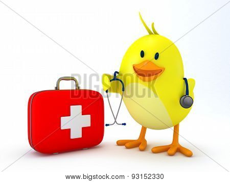 Little Doctor Chick