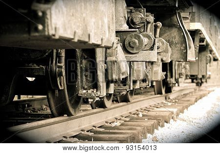 The Old Train Wheels Movement