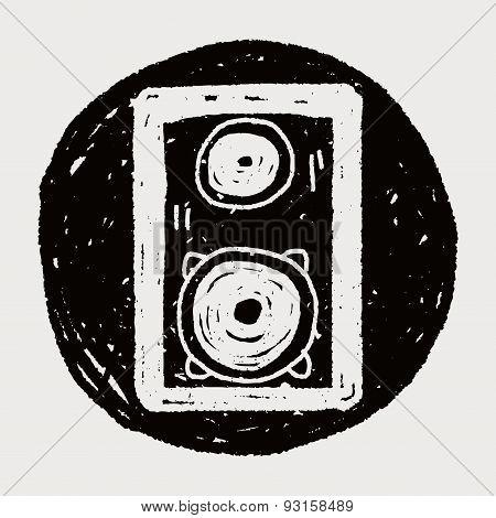 Speaker Doodle
