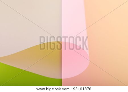 Abstract color paper background.