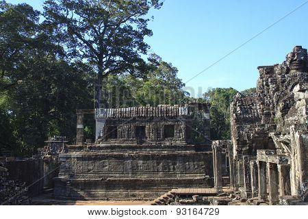 Angkor Wat Details