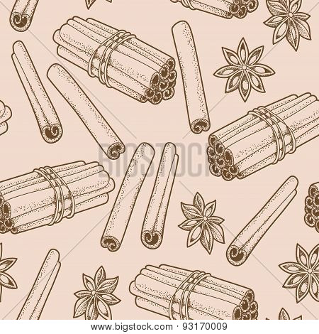 Seamless Cinnamon