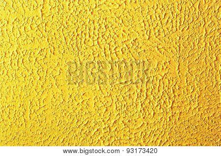 Yellow Stipple Effect Background