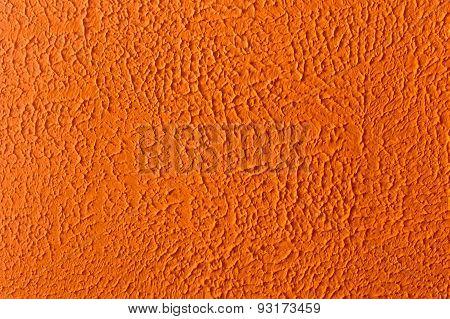 Orange Stipple Effect Background
