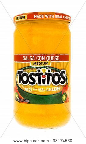 Tostitos cheese sauce