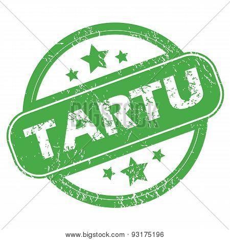 Tartu green stamp