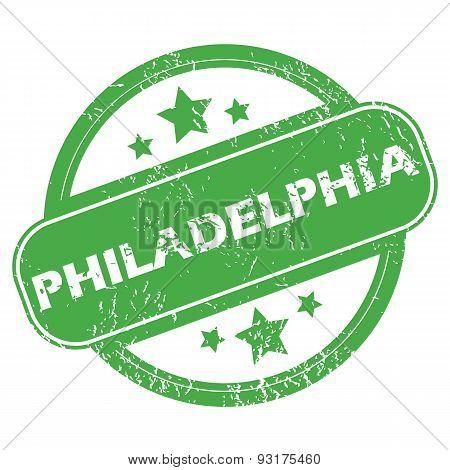 Philadelphia green stamp