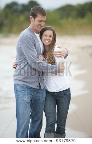 Young Happy Couple