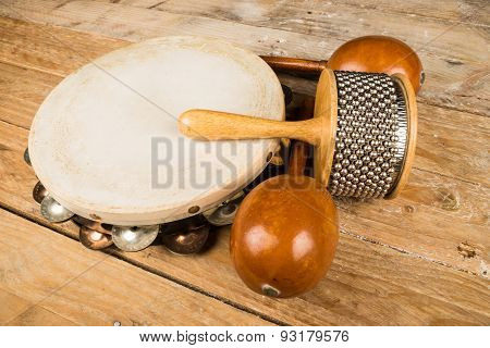 Small Percussion Instrument