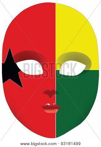 Guinea-bissau Mask