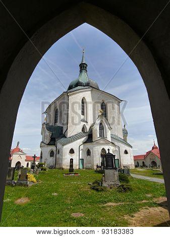 Church of St John of Nepomuk, Green Mountain