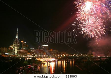 Nashville Fourth Of July 1