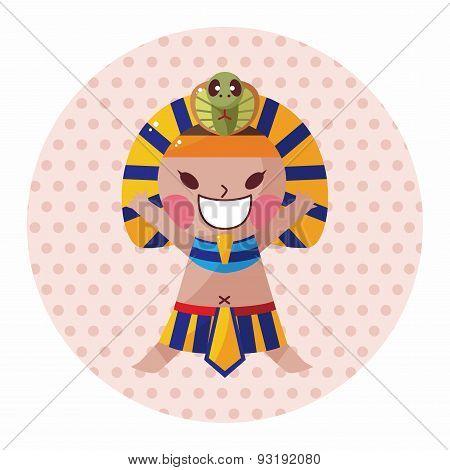 Pharaoh Theme Elements Vector,eps