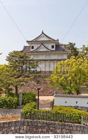 Fushimi Turret Of Fukuyama Castle, Japan. Important Cultural Property