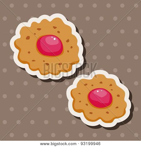 Cookie Theme Elements