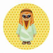 image of arabian  - Arabian Theme Elements - JPG