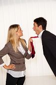 Bullying In The Workplace. Aggression And Conflict. poster
