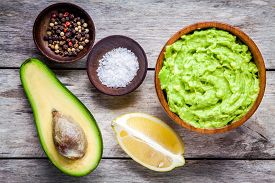 pic of jalapeno  - ingredients for homemade guacamole - JPG