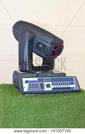 Digital Laser Spot Light Reflector For Club Show