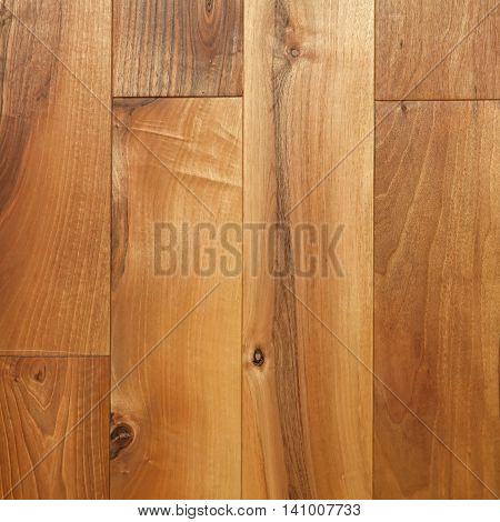 Vintage Style Wood Flooring Tiles With Varnish