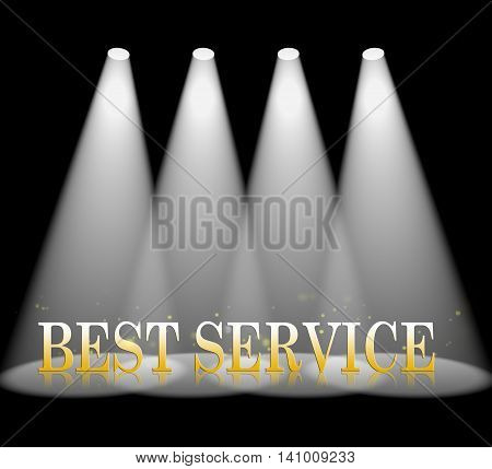 Best Service Represents Help Desk And Advice