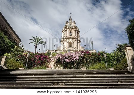 Modica, The Cathedral