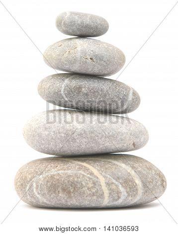 Balancing Stone Tower