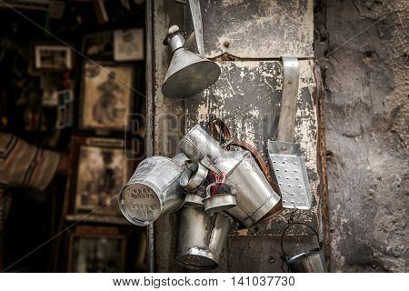 Tinsmith In Scicli