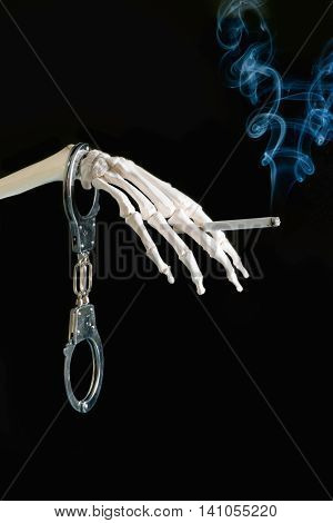 Deadly Smoking Addiction