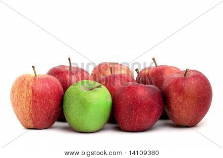 Individuality In Apples