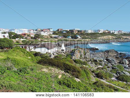 Yzerfontein, West Coast, Cape Town South Africa