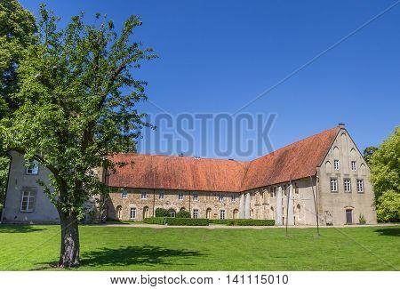 Bentlage Monastery And Garden Near Rheine