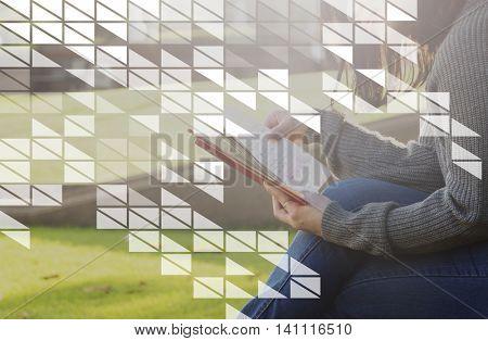 Graphic Design Internet Creative Visual Digital Concept