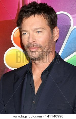 LOS ANGELES - AUG 2:  Harry Connick Jr at the NBCUniversal TCA Summer 2016 Press Tour at the Beverly Hilton Hotel on August 2, 2016 in Beverly Hills, CA