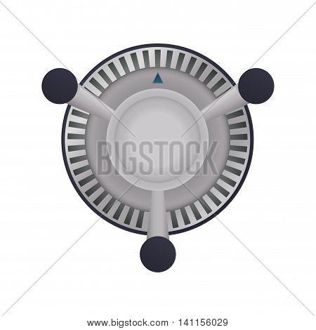 fan supply house electric appliance icon. Isolated and flat illustration. Vector graphic