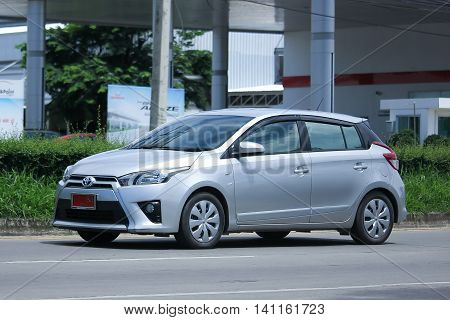 Private Eco Car, Toyota Yaris.