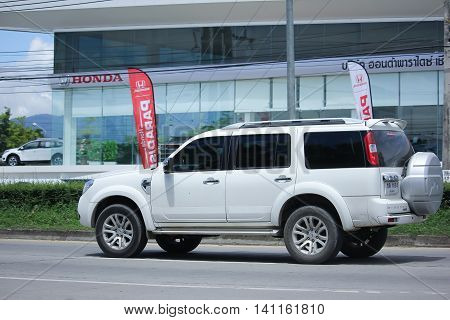 Private Suv Car, Ford Everest