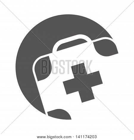 kit medical isolated icon vector illustration graphic
