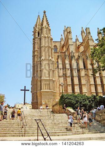 La Seu, Palma De Majorca