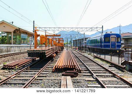 Railway Station Transportation Industry, Business Transport